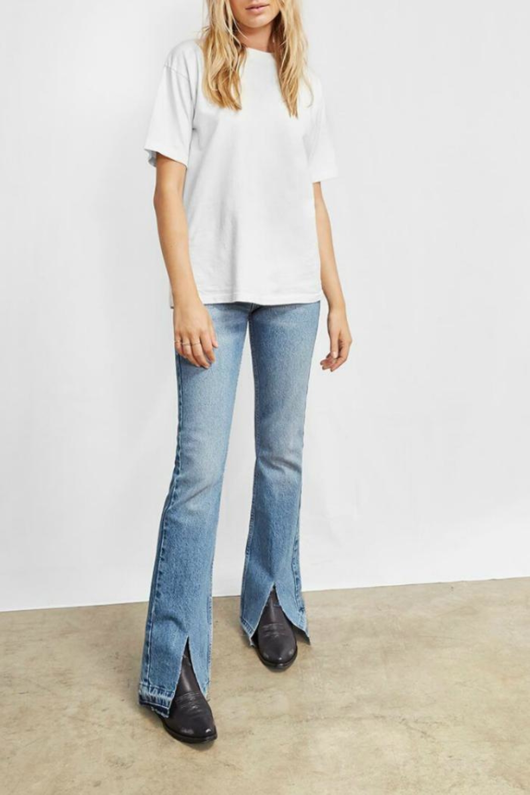 c7a3706c7e Anine Bing Perfect White Tee from Canada by Era Style Loft — Shoptiques