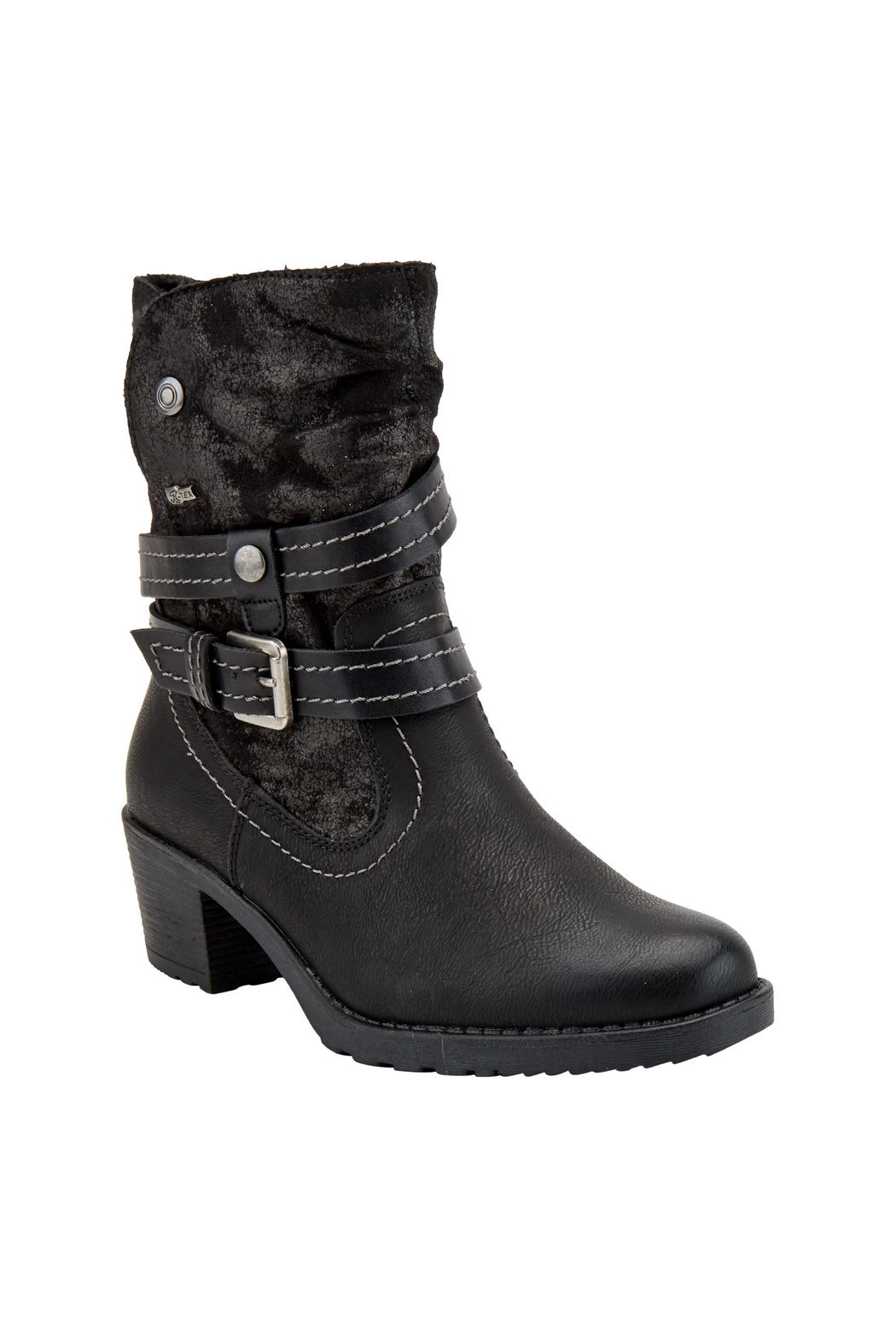 Spring Footwear Perfect Winter Boots - Front Cropped Image