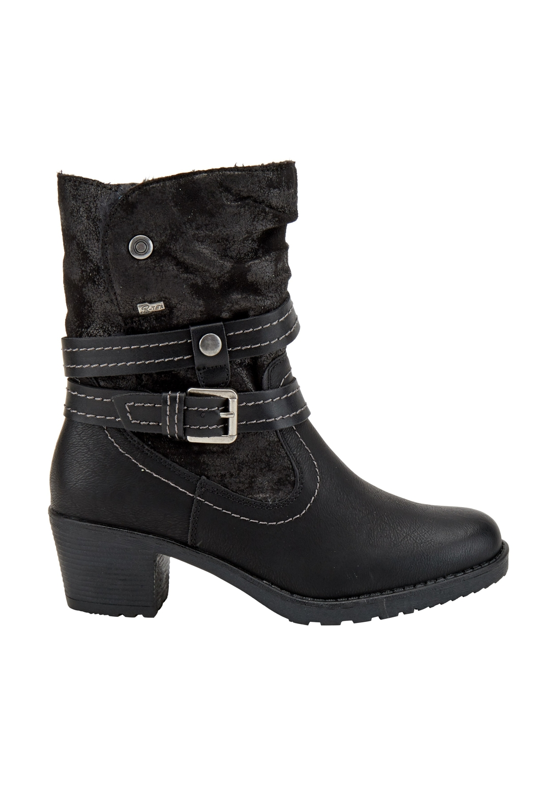 Spring Footwear Perfect Winter Boots - Side Cropped Image