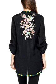 Adore Perfectly Embroidered Blouse - Front full body