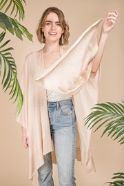 Saachi Perfectly Luxe Wrap - Side cropped