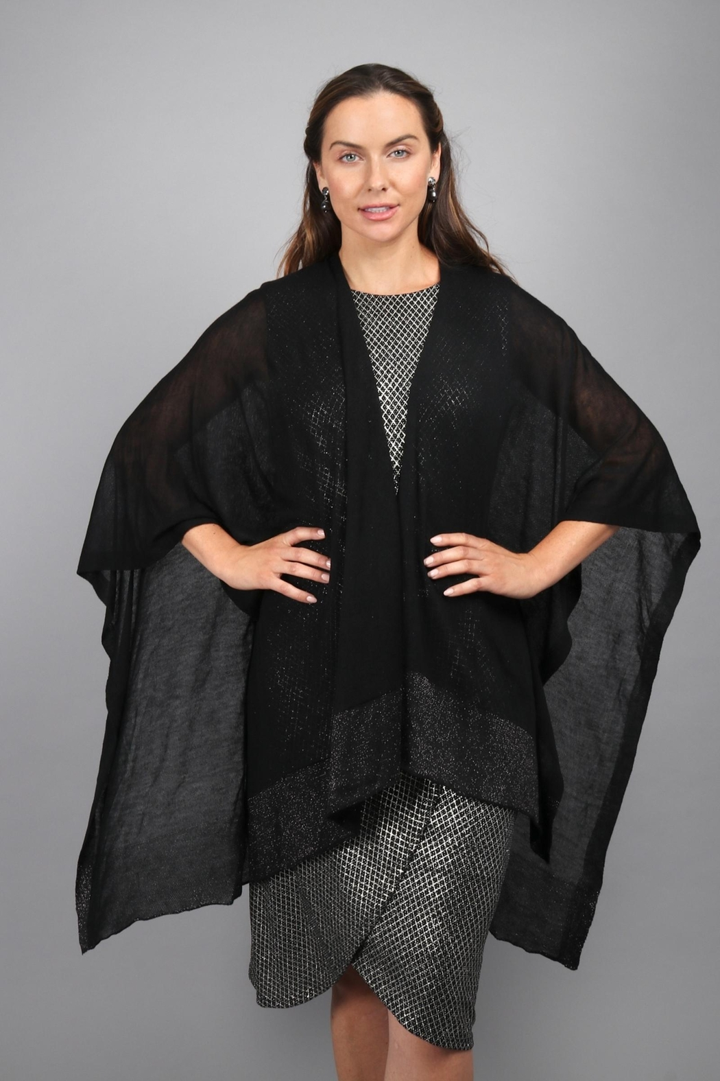 Saachi Perfectly Luxe Wrap - Main Image