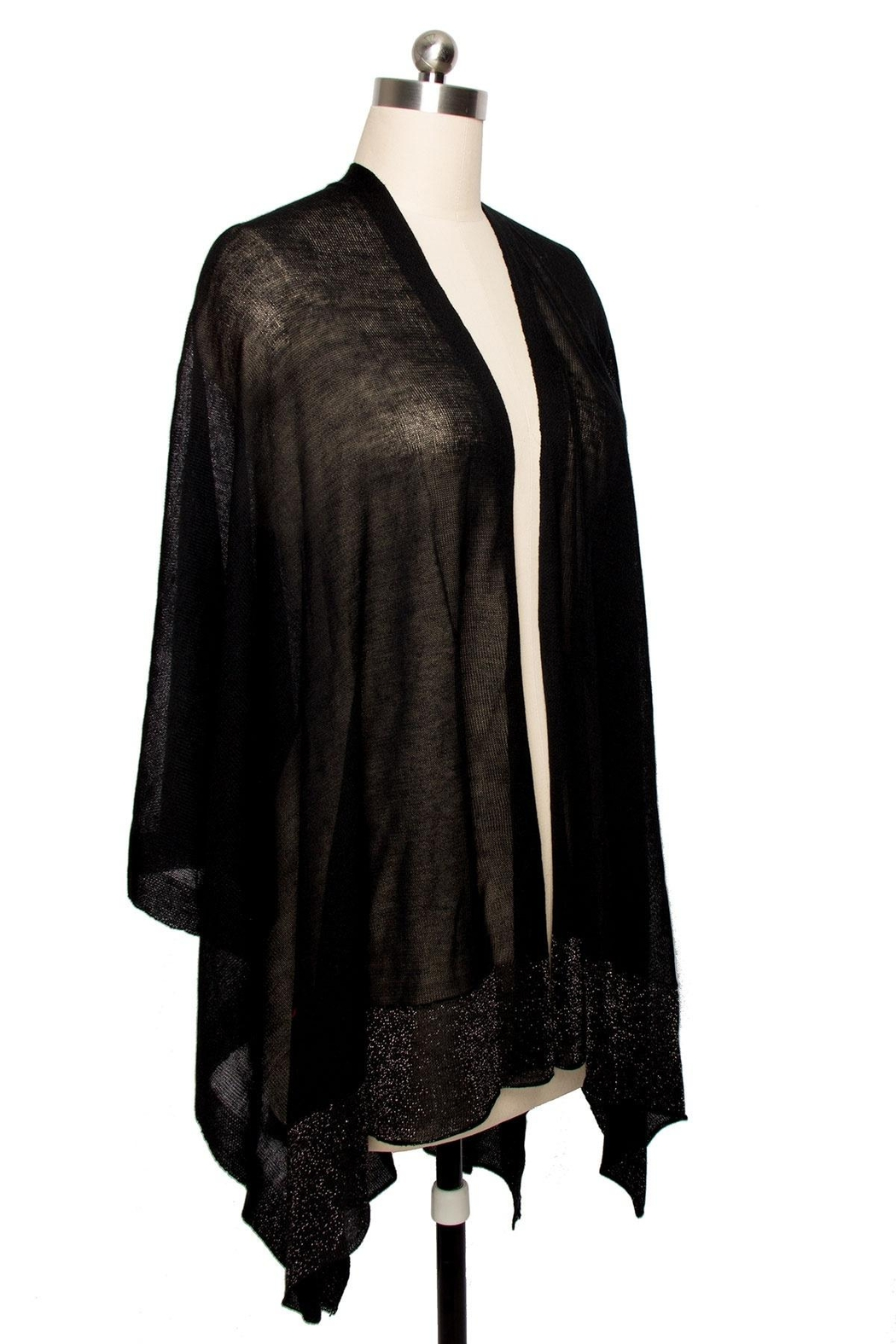 Saachi Perfectly Luxe Wrap - Side Cropped Image
