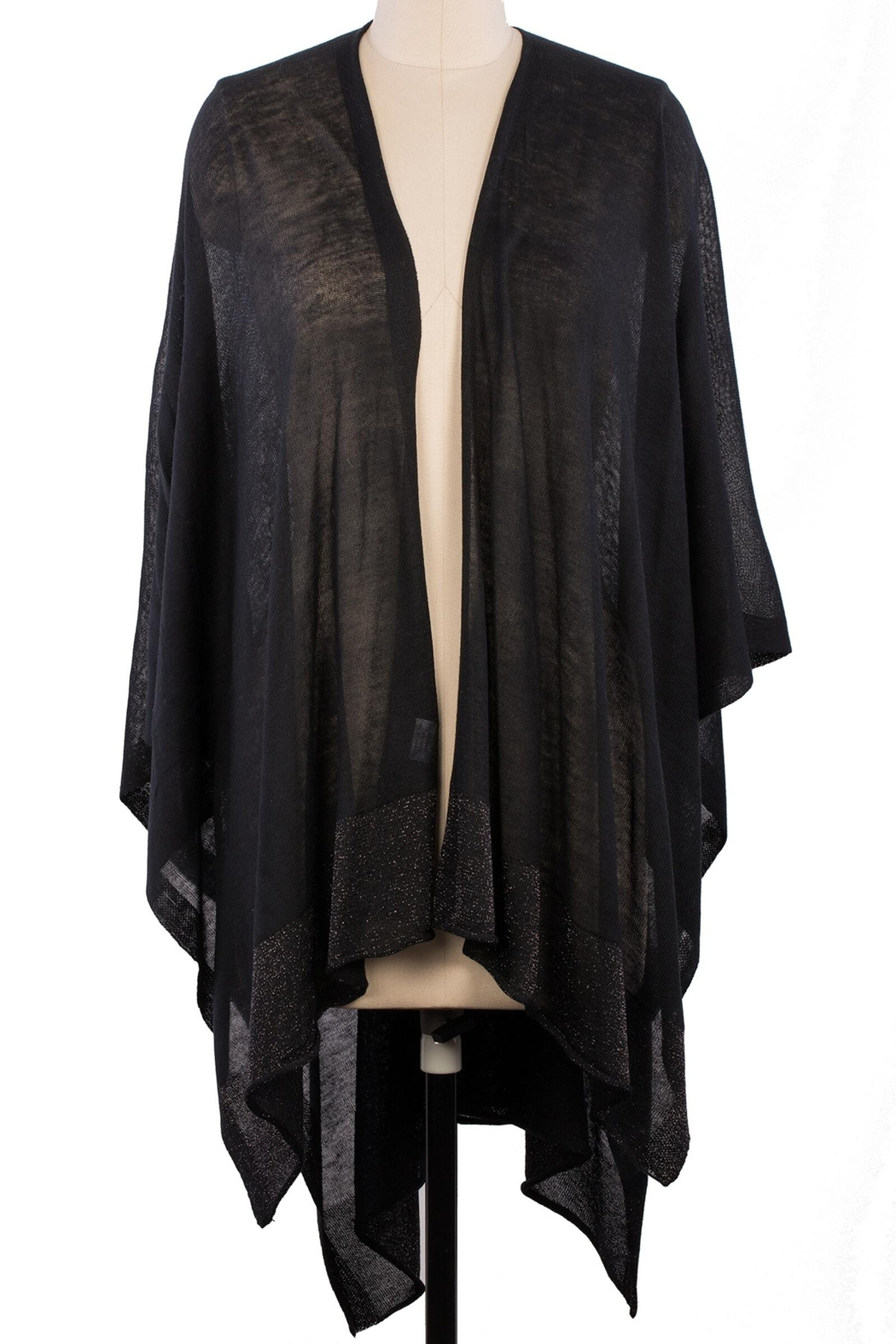 Saachi Perfectly Luxe Wrap - Front Full Image