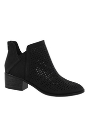 Yoki Perforated Bootie - Product Mini Image