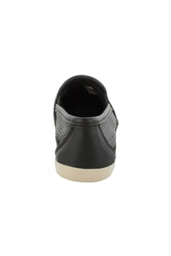 Minnetonka Perforated Leather Sneaker - Alternate List Image