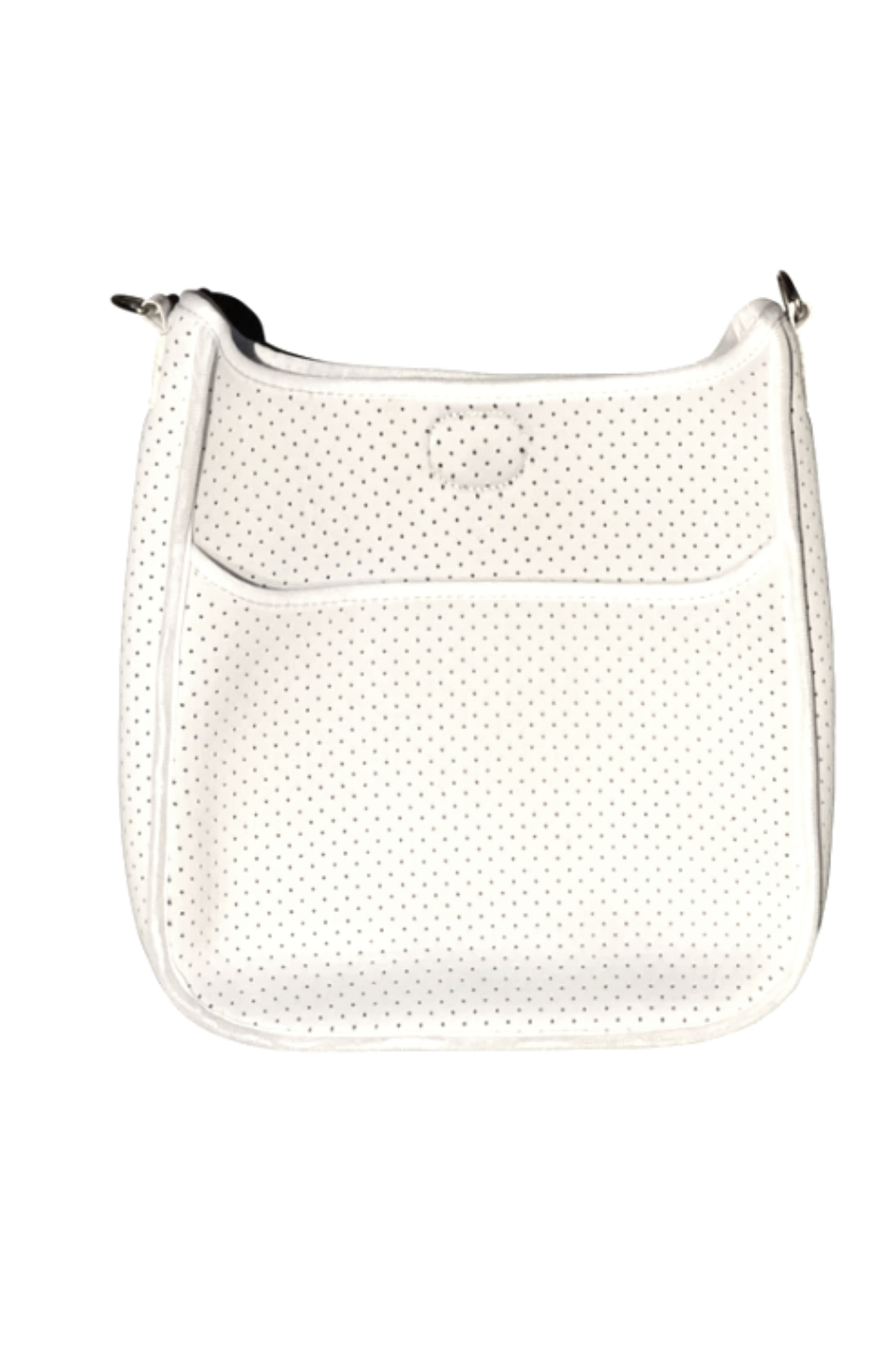 Ah!dorned Perforated Neoprene Messenger - Strap Not Included - Main Image