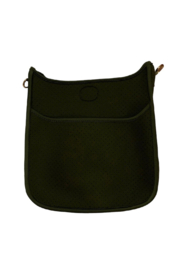 Ah!dorned Perforated Neoprene Messenger (STRAP NOT INCLUDED) - Product Mini Image