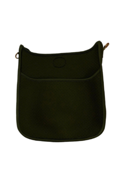Ah!dorned Large Perforated Neoprene Messenger (STRAP NOT INCLUDED) - Product List Image