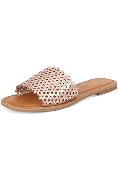 Shoptiques Product: Perforated Slide Sandal