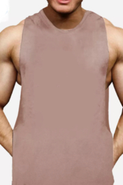 umgee  Performance Tank Top for Men - Front full body