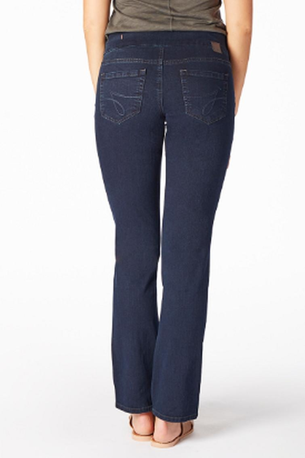 JAG Peri Straight Jeans - Front Full Image
