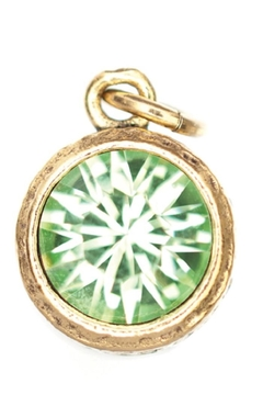 Beaucoup Designs Peridot Charm - Alternate List Image