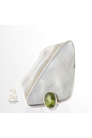 CDO  Peridot Pearl Ring - Product Mini Image