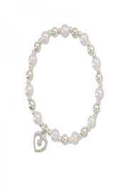 Periwinkle by Barlow Little Love Bracelet - Product Mini Image