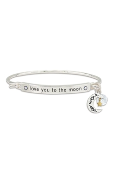 Periwinkle by Barlow To The Moon Bracelet - Alternate List Image