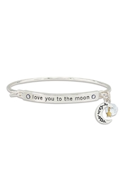 Periwinkle by Barlow To The Moon Bracelet - Product Mini Image