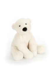 Jellycat PERRY POLAR BEAR - SMALL - Product Mini Image