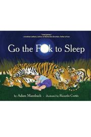 Perseus Books Group  Go To Sleep Book - Product Mini Image