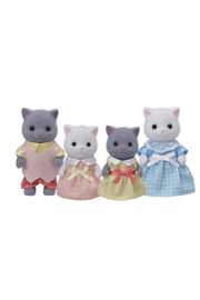 Calico Critters Persian Cat Family - Product Mini Image