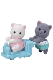 Calico Critters Persian Cat Twins - Product Mini Image