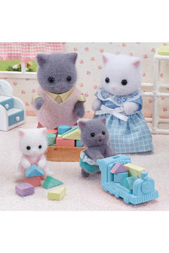 Calico Critters Persian Cat Twins - Alternate List Image