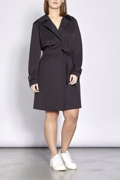 Persona by Marina Rinaldi Classic Waterproof Trenchcoat - Product List Image