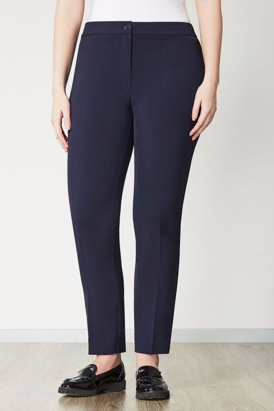Persona by Marina Rinaldi Modern Cloth Pants - Main Image