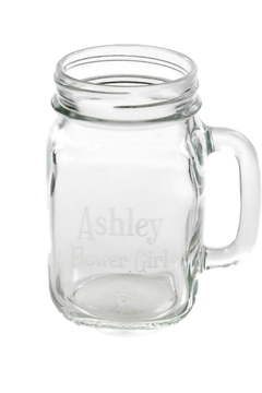 Susquehanna Glass Personalized Drinking Jar - Alternate List Image