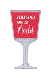 Paparte Personalized Gifts Personalized Wine Glass - Product Mini Image