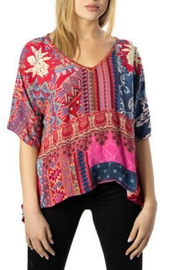 DESIGUAL Perugia Blouse - Product Mini Image