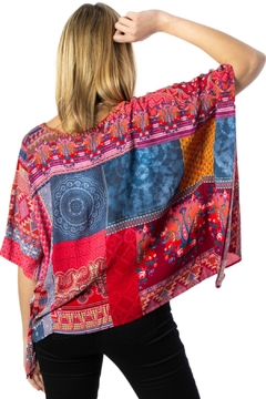 DESIGUAL Perugia Blouse - Alternate List Image