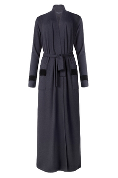 VELVETTE Peruvian Cotton Modal Wrap Robe - Alternate List Image