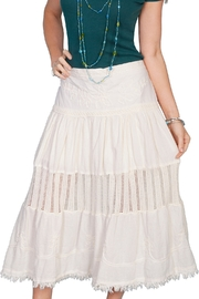 Scully Peruvian Cotton Skirt - Product Mini Image