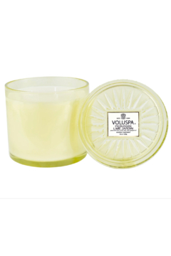 Voluspa Peruvian Lime Jardin Grande Maison Candle - Product List Image