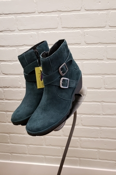Shoptiques Product: Perz Wedge Bootie