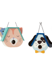 Giftcraft Inc.  Pet Birdhouse - Front full body