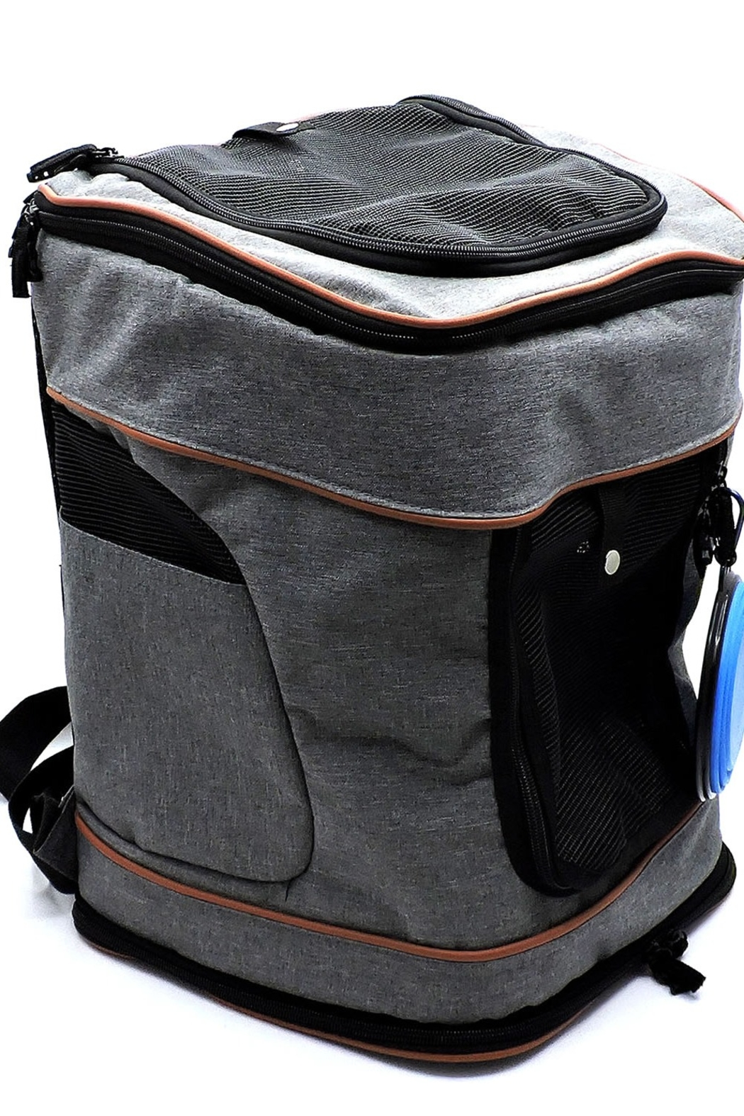 Lyn-Maree's  Pet Carrier Backpack - Front Full Image