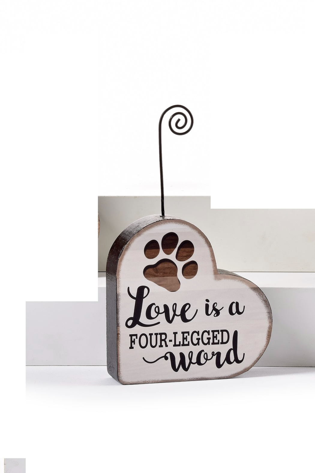 Giftcraft Inc.  Pet Picture Frame - Front Cropped Image