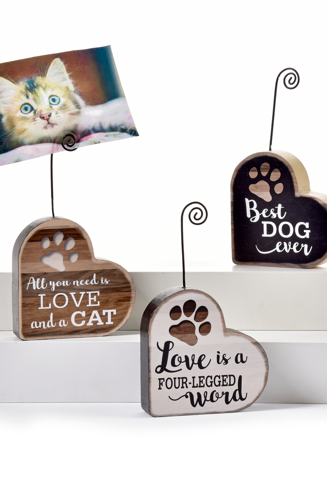 Giftcraft Inc.  Pet Picture Frame - Front Full Image