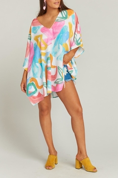 Show Me Your Mumu Peta Tunic - Product List Image