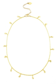 Joy Dravecky Petal Anklet Gold - Product Mini Image