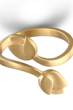 Satya Petal Gold Ring - Product List Image