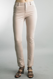 Tempo Paris Petal Pink Jeans - Product Mini Image