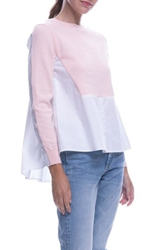 English Factory Petal Pink Top - Alternate List Image