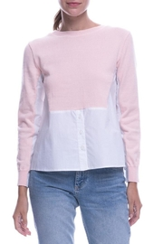English Factory Petal Pink Top - Product Mini Image