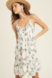 Wishlist Petals Dress - Front cropped