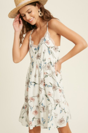 Wishlist Petals Dress - Side cropped
