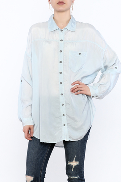 Pete & Greta Cupra Button Down - Product List Image
