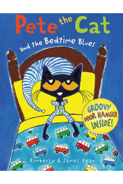 Harper Collins Publishers Pete The Cat And The Bedtime Blues - Alternate List Image